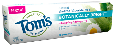 Toms Whitening Toothpaste